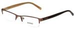 Versus by Versace Designer Eyeglasses 7058-1045-50 in Brown 50mm :: Progressive
