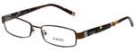 Versus by Versace Designer Eyeglasses 7069-1006 in Dark Brown 51mm :: Rx Bi-Focal