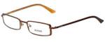 Versus by Versace Designer Reading Glasses 7068-1203 in Brown 49mm