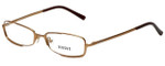 Versus by Versace Designer Eyeglasses 7072-1213 in Gold 50mm :: Custom Left & Right Lens