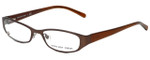 Versus by Versace Designer Eyeglasses 7080-1006 in Brown 51mm :: Custom Left & Right Lens