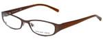 Versus Designer Eyeglasses 7080-1006 in Brown 51mm :: Rx Single Vision