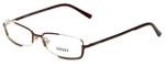 Versus by Versace Designer Eyeglasses 7072-1006 in Brown 52mm :: Progressive