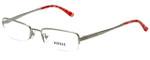 Versus by Versace Designer Eyeglasses 7075-1000 in Silver 51mm :: Progressive