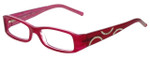 Versus by Versace Designer Eyeglasses 8071-749 in PInk 51mm :: Custom Left & Right Lens