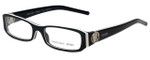 Versus Designer Eyeglasses 8076-657 in Black 51mm :: Custom Left & Right Lens