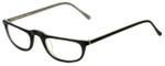 Ellen Tracy Designer Eyeglasses ET3000-GRWH in Grey White 50mm :: Rx Single Vision