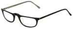 Ellen Tracy Designer Eyeglasses ET3000-GRWH in Grey White 50mm :: Rx Bi-Focal