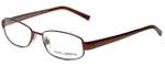 Dolce & Gabbana Designer Eyeglasses DG1131-119 in Brown 52mm :: Progressive