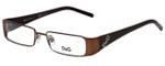 Dolce & Gabbana Designer Reading Glasses DG5013-099 in Brown 51mm