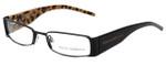 Dolce & Gabbana Designer Reading Glasses DG854-B5 in Black 51mm