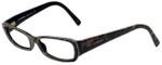 Dolce & Gabbana Designer Eyeglasses DG3085-1995 in Dark Leopard 53mm :: Rx Single Vision