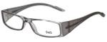 Dolce & Gabbana Designer Eyeglasses DG4111-894 in Grey 51mm :: Rx Bi-Focal