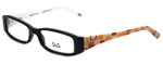 Dolce & Gabbana Designer Reading Glasses DG1179-980 in Black Retro 51mm