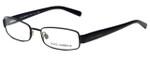 Dolce & Gabbana Designer Eyeglasses DG1144M-01-50 in Black 50mm :: Rx Bi-Focal