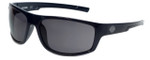 Harley-Davidson Official Designer Sunglasses HD0115V-90A in Blue Frame with Smoke Lens