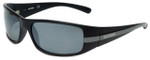 Harley-Davidson Official Designer Sunglasses HD0118V-02A in Matte Black Frame with Smoke Lens