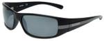 Harley-Davidson Official Designer Sunglasses HD0118V-02A in Matte Black Frame with Smoke Lens