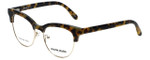 Marie Claire Designer Eyeglasses MC6247-ATO in Antique Tortoise 51mm :: Custom Left & Right Lens