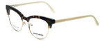 Marie Claire Designer Eyeglasses MC6247-TCR in Tortoise Cream 51mm :: Custom Left & Right Lens
