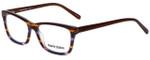 Marie Claire Designer Eyeglasses MC6220-SLV in Stripe Lavender  53mm :: Progressive