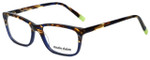Marie Claire Designer Eyeglasses MC6222-BLT in Blue Tortoise 53mm :: Progressive