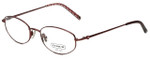 Coach Designer Eyeglasses HC108-Bordeaux in Bordeaux 51mm :: Rx Bi-Focal