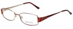 Sophia Loren Designer Eyeglasses SL-M213-077 in Burgundy 54mm :: Custom Left & Right Lens