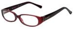 Vogue Designer Eyeglasses VO2555-1639 in Purple 49mm :: Custom Left & Right Lens