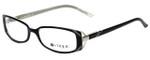Vogue Designer Eyeglasses VO2394-1295 in Black White 52mm :: Rx Single Vision