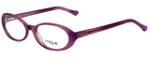 Vogue Designer Eyeglasses VO2554-1593 in Purple 50mm :: Rx Single Vision