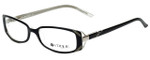 Vogue Designer Eyeglasses VO2394-1295 in Black White 52mm :: Progressive