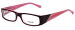 Vogue Designer Eyeglasses VO2543-1632 in Purple Pink 51mm :: Progressive