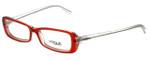 Vogue Designer Eyeglasses VO2450-1445 in Red Crystal 50mm :: Rx Bi-Focal