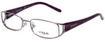 Vogue Designer Eyeglasses VO3671B-612 in Light Violet 53mm :: Custom Left & Right Lens