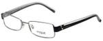 Vogue Designer Eyeglasses VO3644-831 in Silver Metallic 52mm :: Rx Bi-Focal