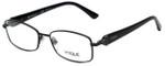 Vogue Designer Eyeglasses VO3845B-352 in Black 52mm :: Custom Left & Right Lens