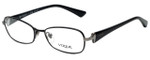 Vogue Designer Eyeglasses VO3880-352 in Black 54mm :: Custom Left & Right Lens