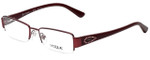 Vogue Designer Eyeglasses VO3891BI-812 in Bordeaux 51mm :: Custom Left & Right Lens