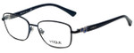 Vogue Designer Eyeglasses VO3946-979S in Blue 52mm :: Custom Left & Right Lens