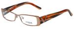 Vogue Designer Eyeglasses VO3692-813 in Copper Brown 50mm :: Rx Single Vision