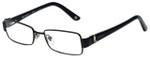 Vogue Designer Eyeglasses VO3748-352 in Black 51mm :: Rx Single Vision