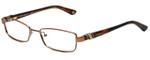 Vogue Designer Eyeglasses VO3749-813-52 in Brown 52mm :: Rx Single Vision