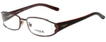 Vogue Designer Eyeglasses VO3693-811 in Burgundy 50mm :: Progressive