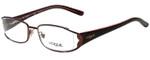 Vogue Designer Eyeglasses VO3693-811 in Burgundy 50mm :: Rx Bi-Focal