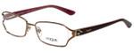 Vogue Designer Eyeglasses VO3798B-756S-53 in Matte Light Pink 53mm :: Rx Bi-Focal