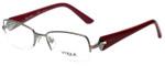 Vogue Designer Eyeglasses VO3864B-548 in Gunmetal Purple 51mm :: Rx Bi-Focal