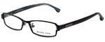 Michael Kors Designer Eyeglasses MK313-001 in Black 50mm :: Custom Left & Right Lens