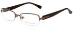 Michael Kors Designer Eyeglasses MK361-239 in Taupe 51mm :: Custom Left & Right Lens