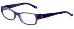 Ralph Lauren Designer Eyeglasses RL6058-5337 in Violet 51mm :: Rx Single Vision